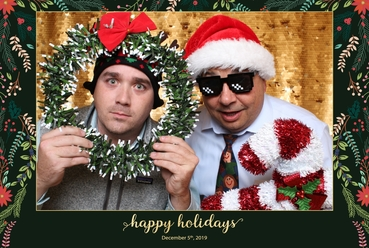 Photo Booth Rental Christmas