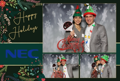 Photo Booth Rental Holiday